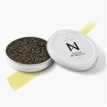 Caviar Oscietre Signature