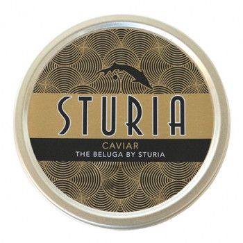 Caviar The Beluga by Sturia